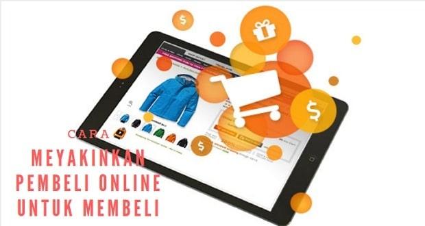 meyakinkan pembeli online