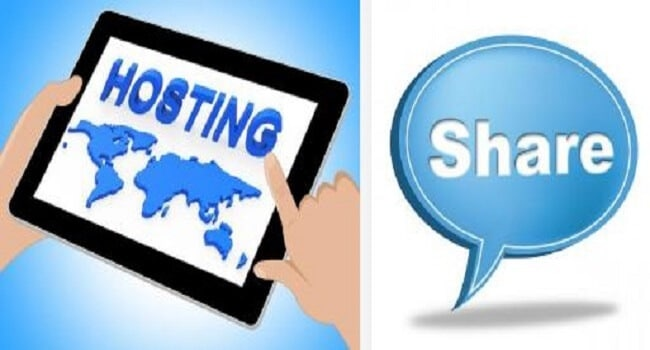 shared hosting murah