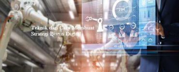 Membuat Strategi Bisnis Digital