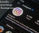 8 Trik Menulis Copywriting di Instagram