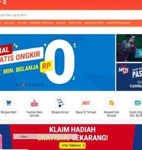 cara meningkatkan penjualan online di shopee