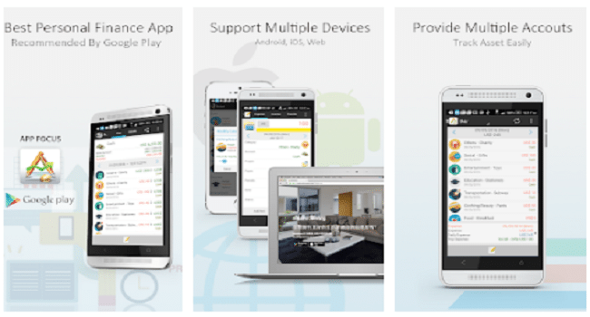 AndroMoney: aplikasi perencanaan keuangan
