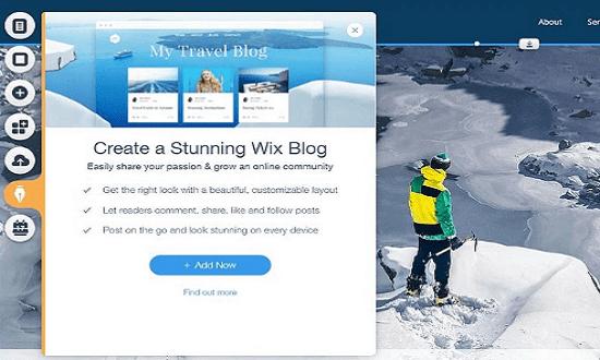 Wix Blogging Manager